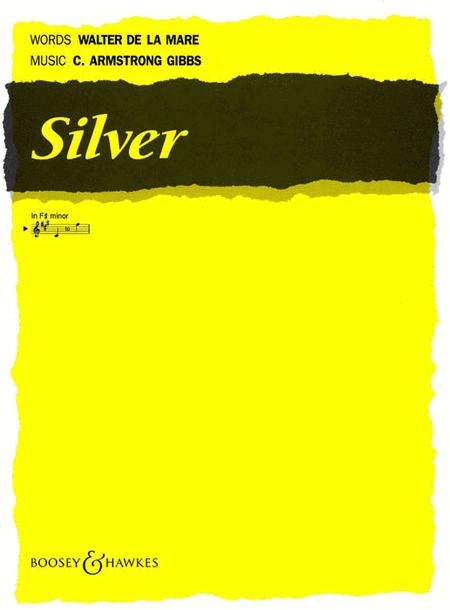 Silver, Op. 30, No. 2