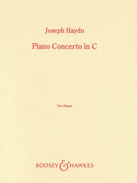 Piano Concerto in C