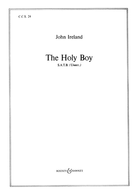 The Holy Boy