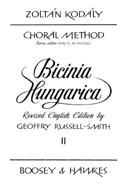 Bicinia Hungarica II