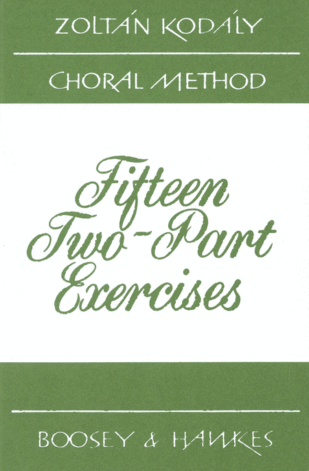 Fifteen 2-part Exercises