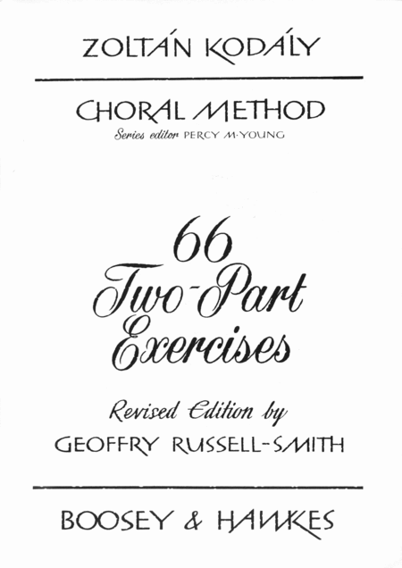 66 2-part Exercises