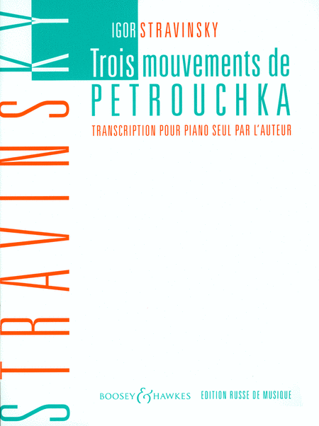 Three Movements from Petrouchka
