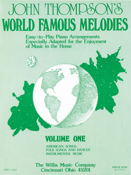 World Famous Melodies - Book 1