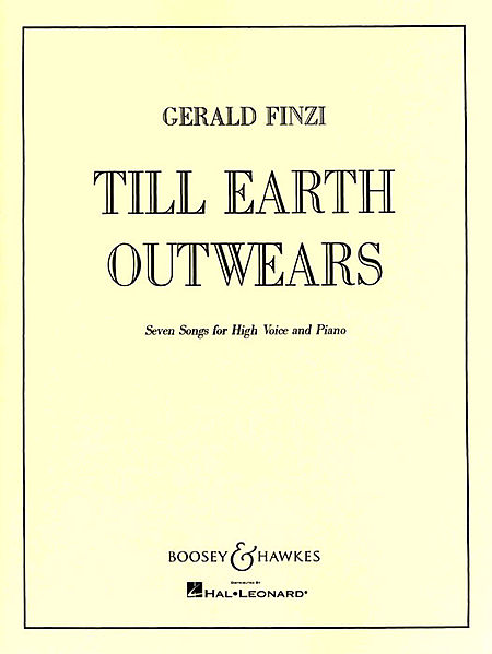 Till Earth Outwears