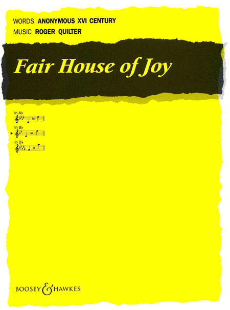 Fair House of Joy