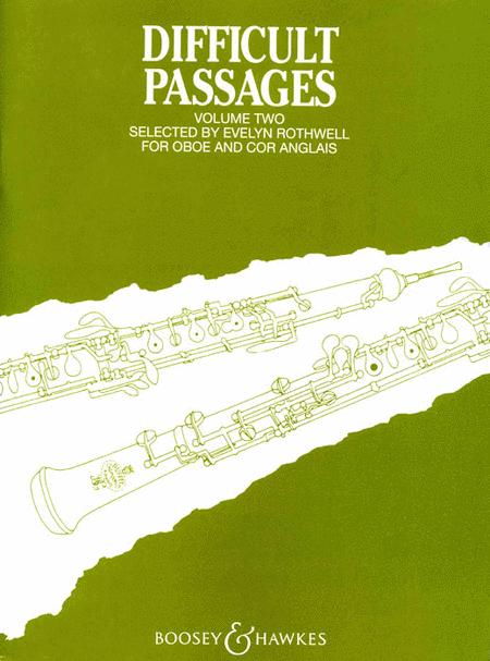 Difficult Passages - Volume 2