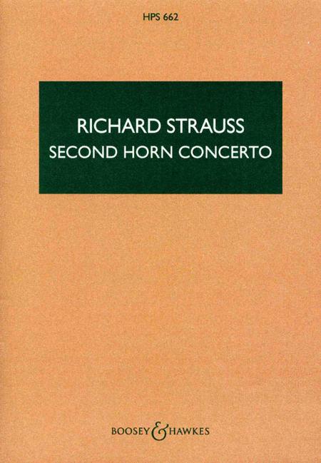 Horn Concerto No. 2 in Eb Major