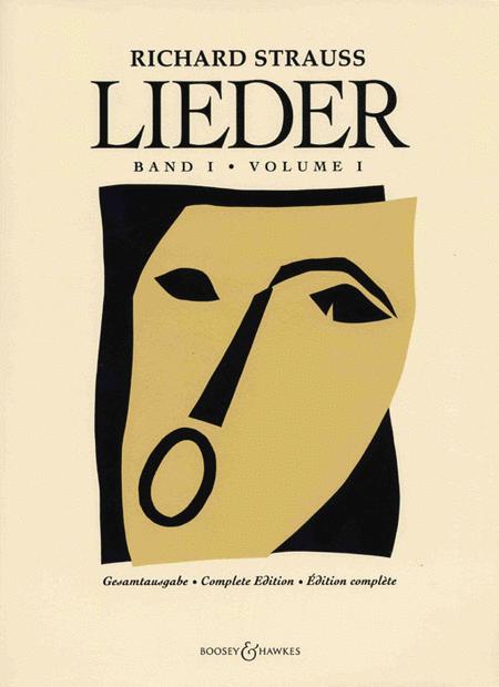 Lieder - Volume 1
