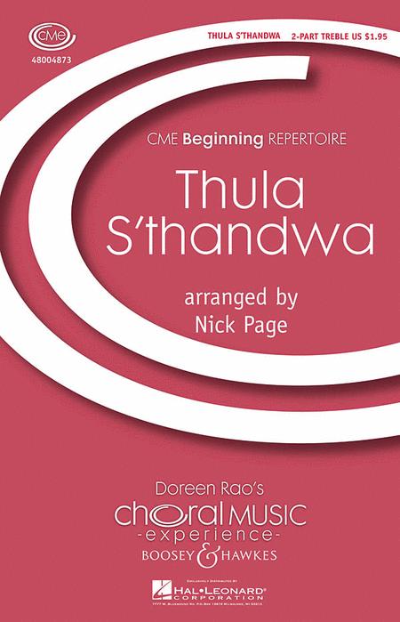 Thula s'Thwanda