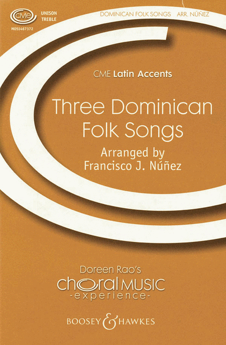 Three Dominican Folksongs