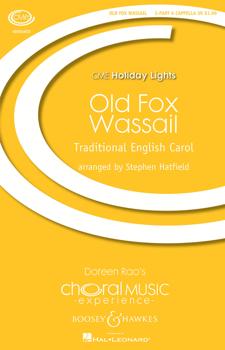 Old Fox Wassail