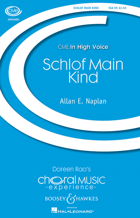 Schlof Main Kind (A Yiddish Lullaby)