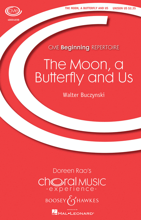 The Moon, a Butterfly and Us
