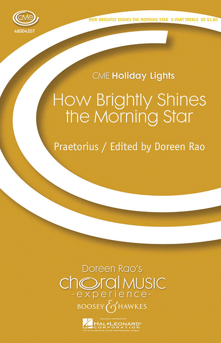 How Brightly Shines the Morning Star