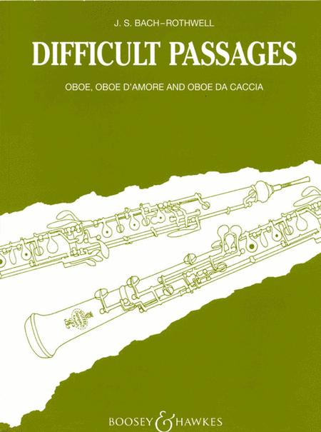 Difficult Passages