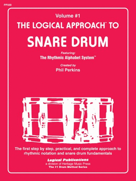 Logical Approach to Snare Drum Vol 1