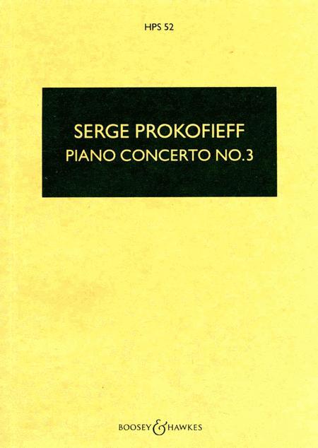 Piano Concerto No. 3, Op. 26