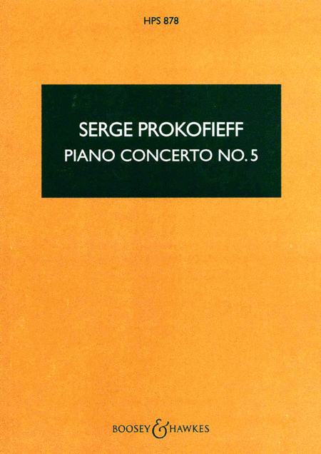 Piano Concerto No. 5 in G, Op. 55