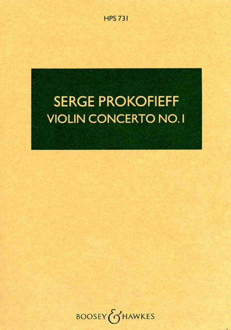 Violin Concerto No. 1 in D, Op. 19