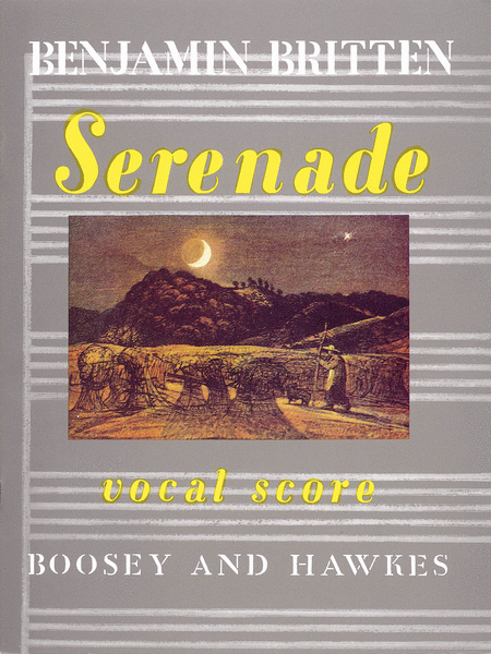 Serenade for Tenor, Op. 31