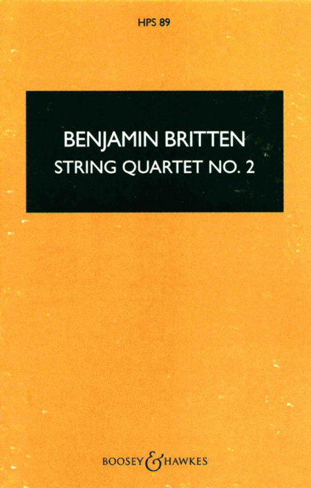 String Quartet No. 2, Op. 36