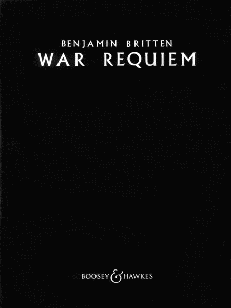 War Requiem, Op. 66