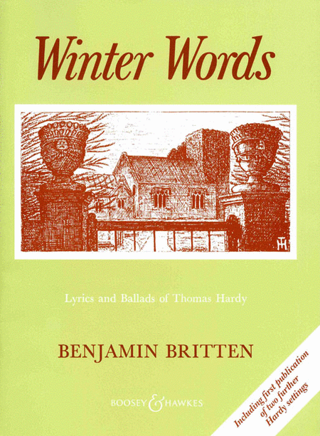 Winter Words, Op. 52