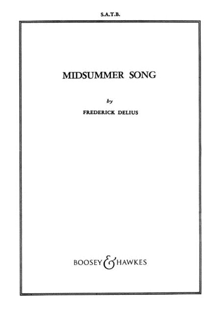 Midsummer Song