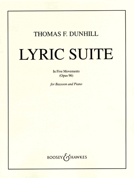 Lyric Suite, Op. 96