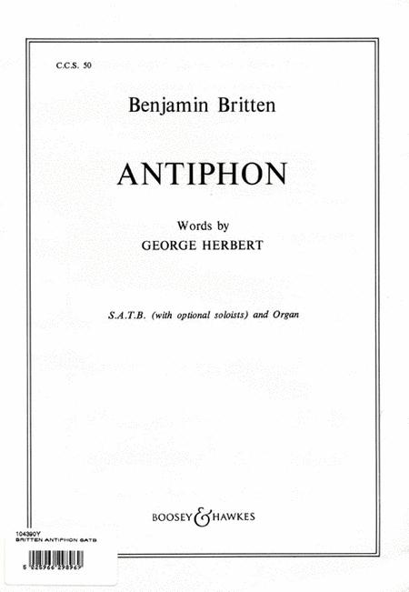 Antiphon op. 56b