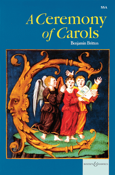 A Ceremony of Carols op. 28