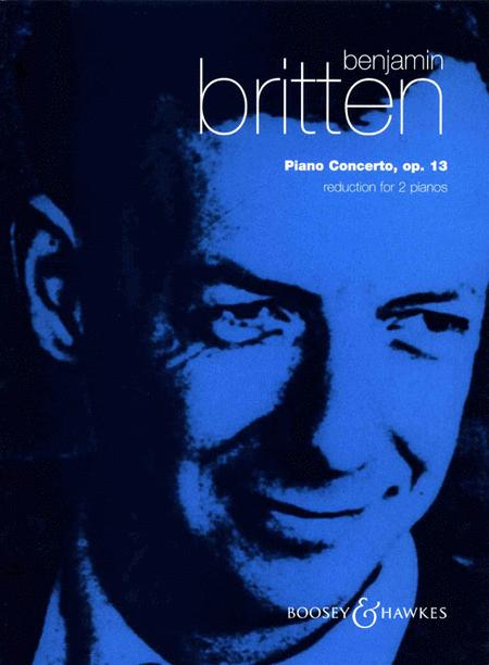 Piano Concerto, Op. 13