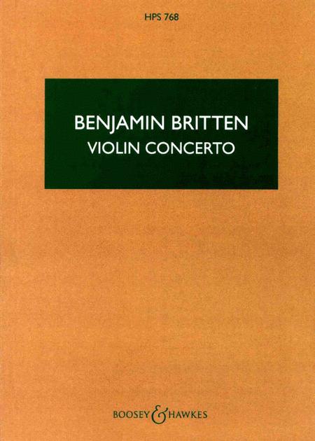 Violin Concerto, Op. 15