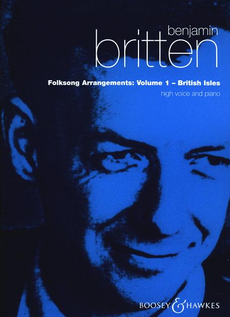 Folksong Arrangements - Volume 1: British Isles