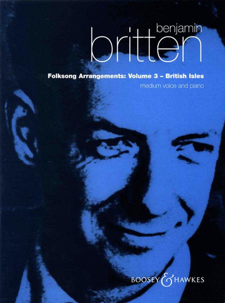 Folksong Arrangements - Volume 3: British Isles