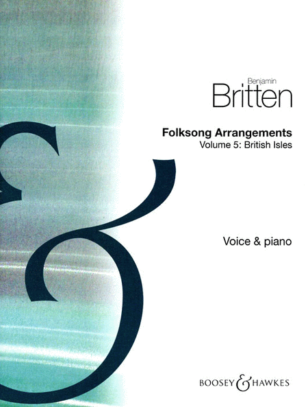 Folksong Arrangements - Volume 5: British Isles