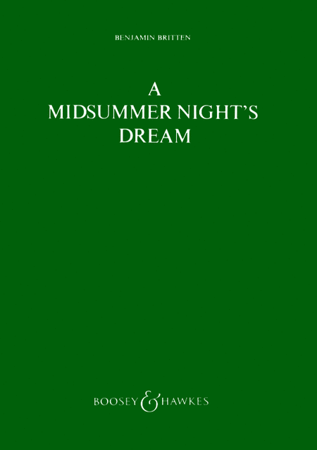 A Midsummer Night's Dream, Op. 64