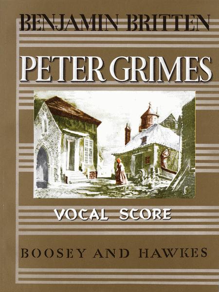 Peter Grimes, Op. 33