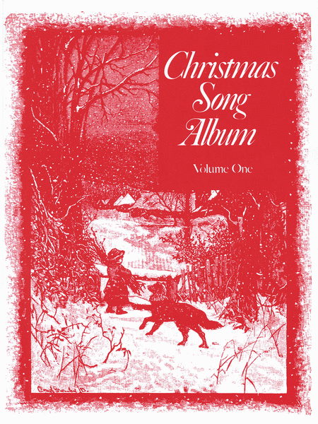 Christmas Song Album (Red)