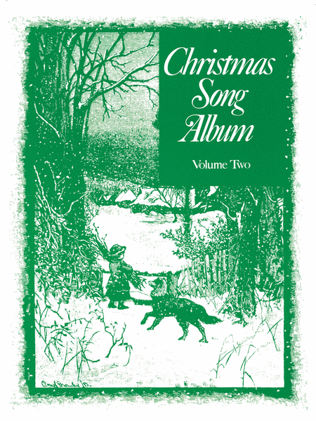 Christmas Song Album (Green)