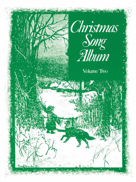 Christmas Song Album (Green)