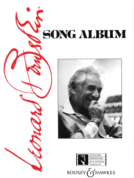 Leonard Bernstein: Song Album