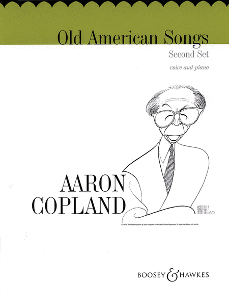 Old American Songs - Set II