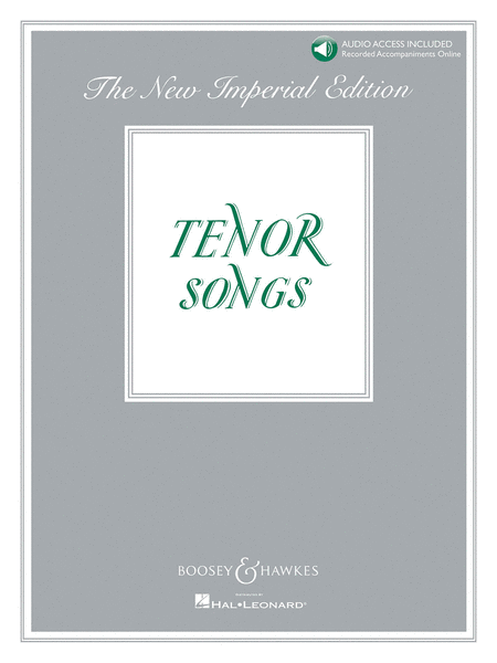 Tenor Songs