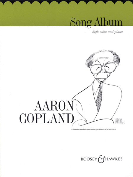 Aaron Copland - Song Album