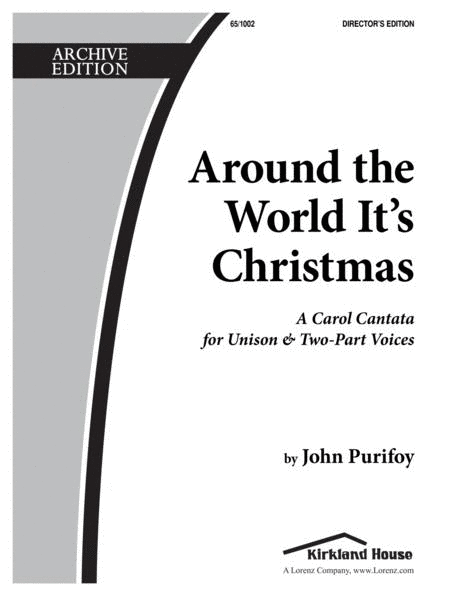 Around the World It's Christmas - Dir Ed