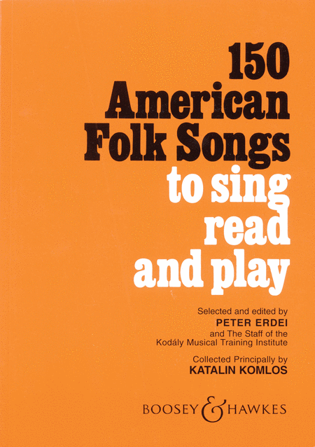 150 American Folk Songs