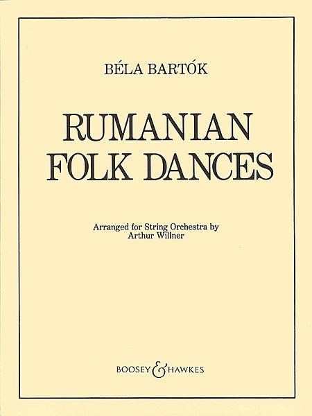 Rumanian Folk Dances