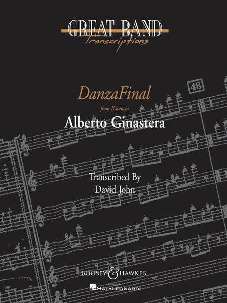 Danza Final (from Estancia)